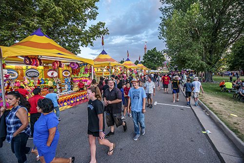 Wheat Ridge Carnation Festival