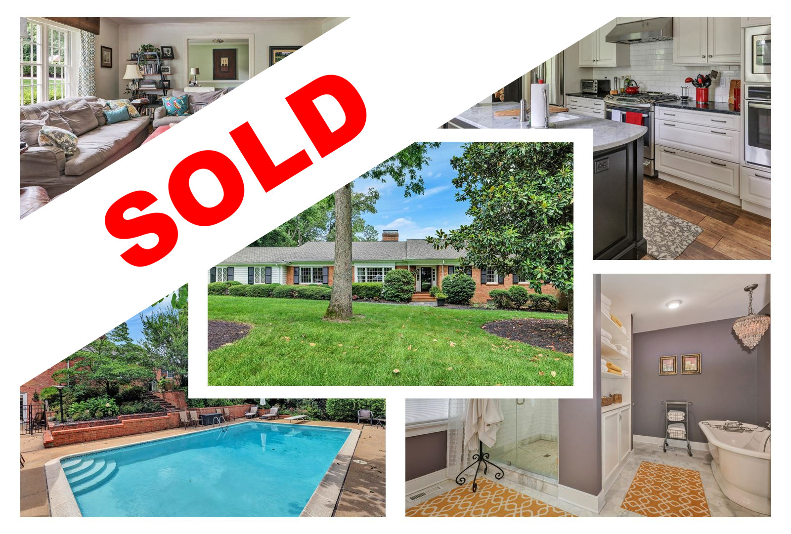 303 Tarrytown Dr Henrico VA 23229 sold collage