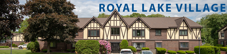 Royal Lake Village Condos Braintree