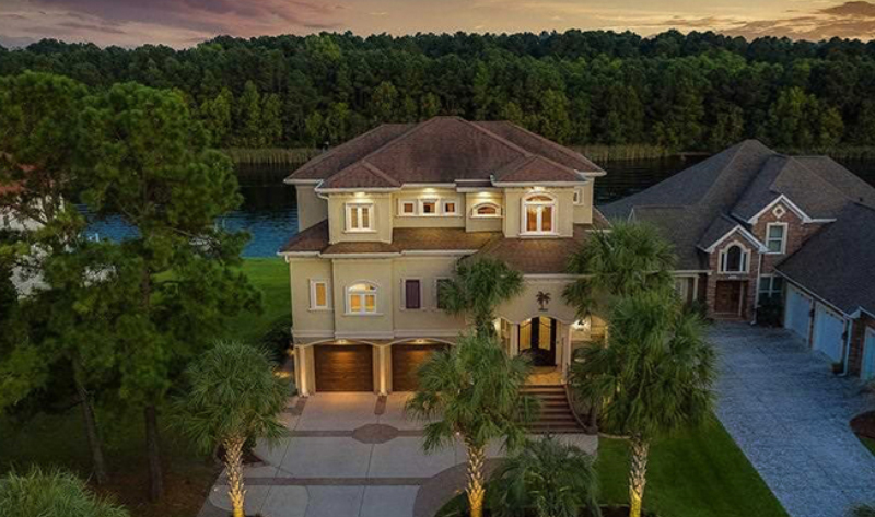 CRG Agent Top Five Single Family Home