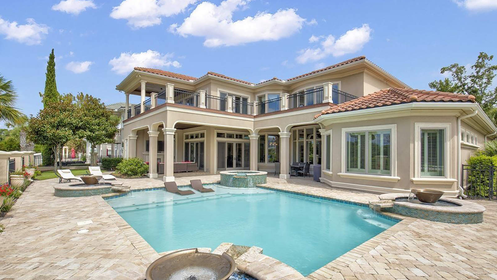 CRG Agent Top Five Mediterranean-Style Home For Sale