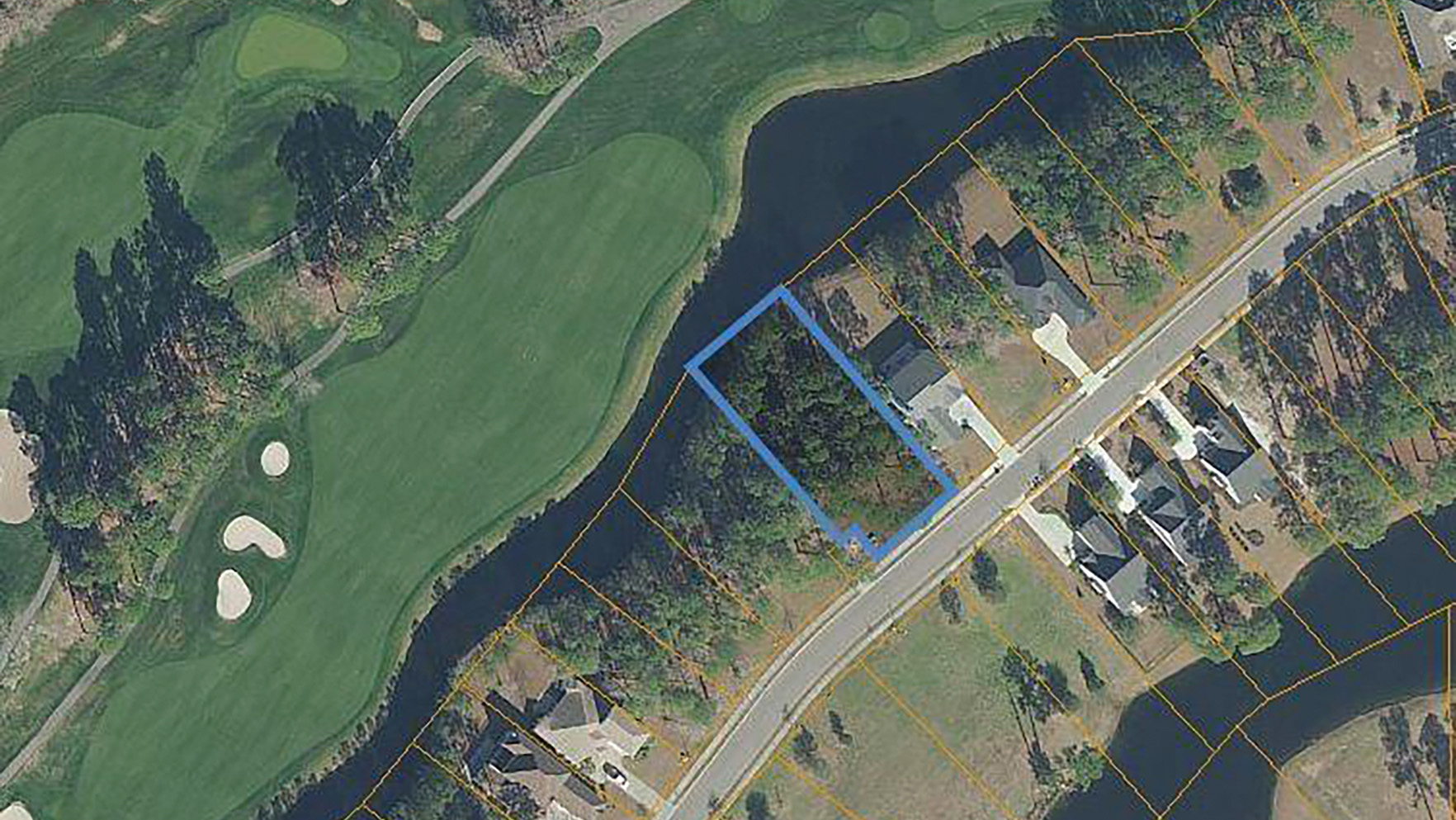 CRG Agent Top Five Golf Course Home For Sale