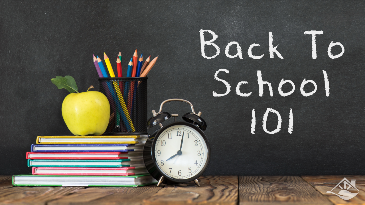 Back to School Survival 101 Things You Need To Know