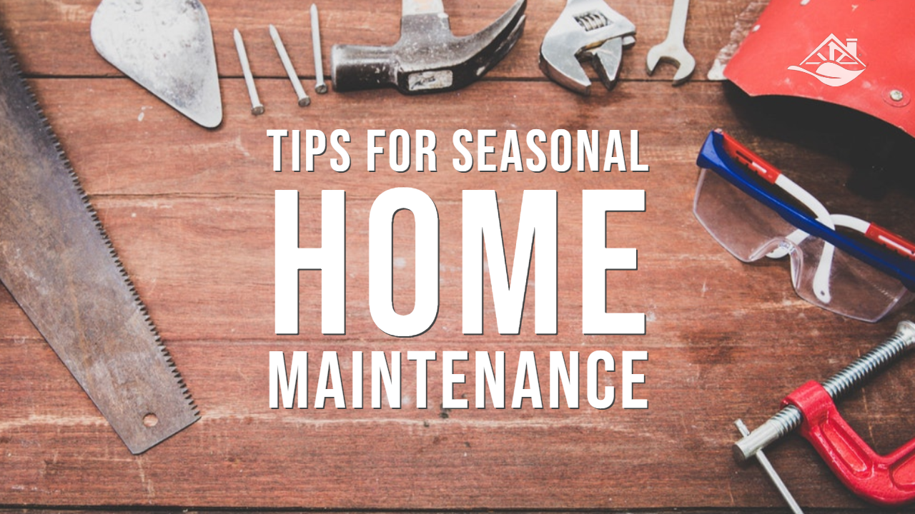 Tips for Seasonal Home Maintenance around Myrtle Beach