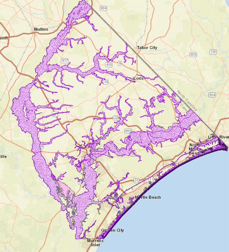 myrtle-beach-flood-zones-2019
