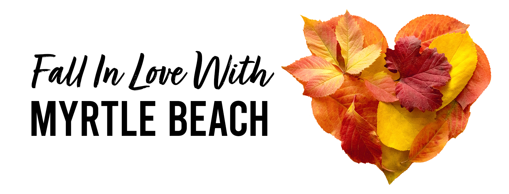 Fall In Love With Myrtle Beach