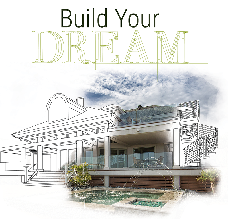Build Your Dream With CRG