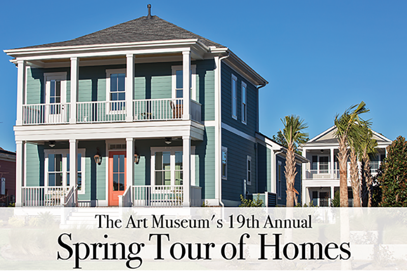 2019 Art Musuems Spring Tour of Homes