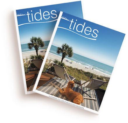 Tides Relocation Magazine Issue 4 2020 Cover