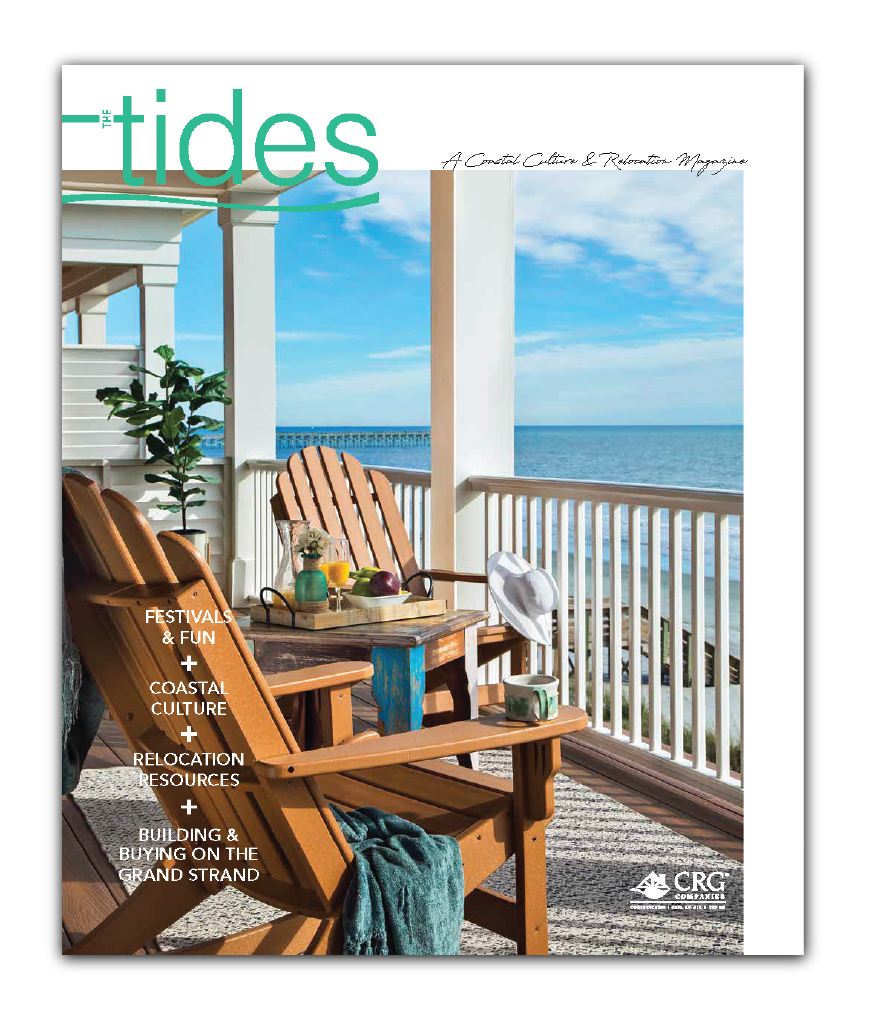 The Tides Relocation Magazine Cover 2019