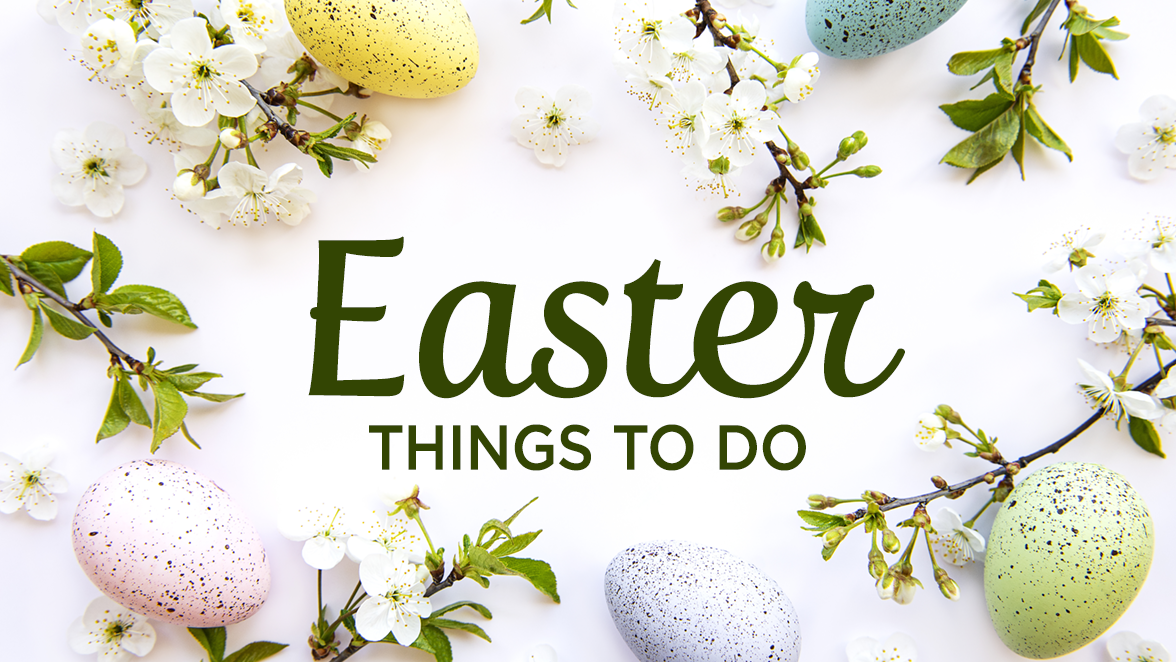 Easter Events Around Myrtle Beach
