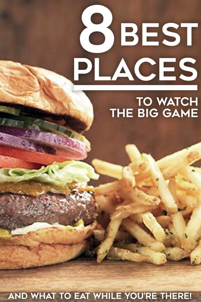 8 Places to Watch the Game in Lexington Kentucky