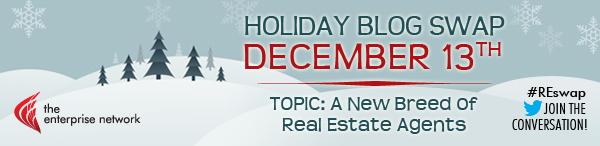 Enterprise Network Holiday Blog Swap