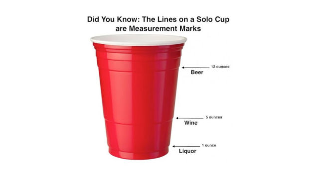 3. Solo Cup
