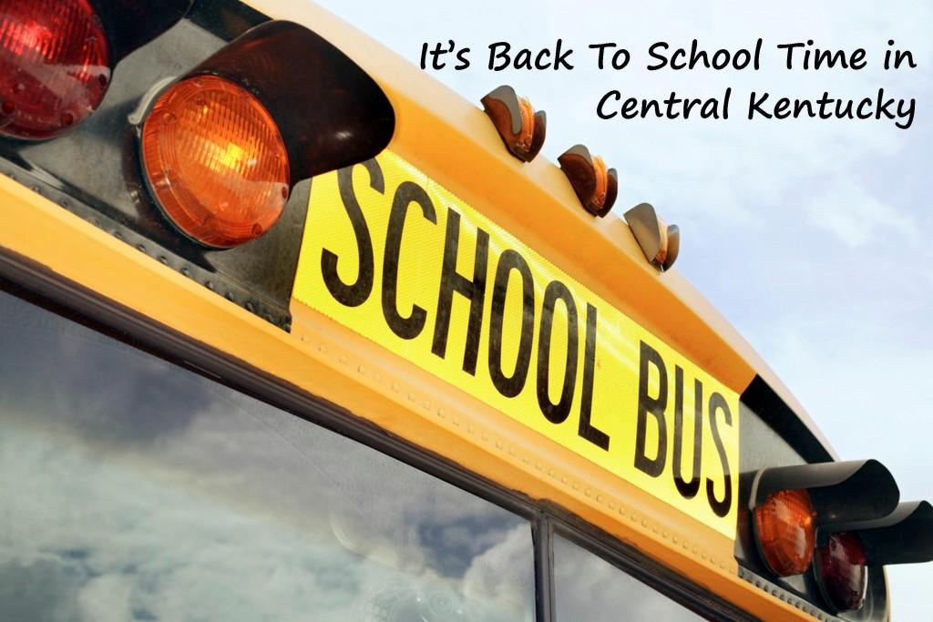Back to school in Kentucky
