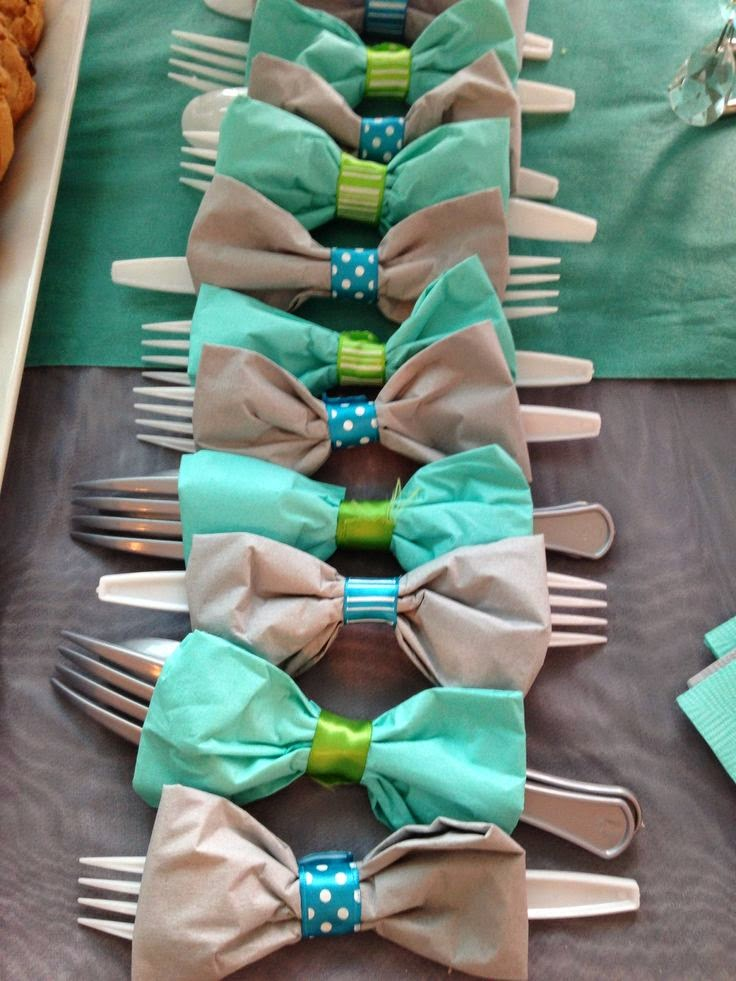DIY Derby Napkins