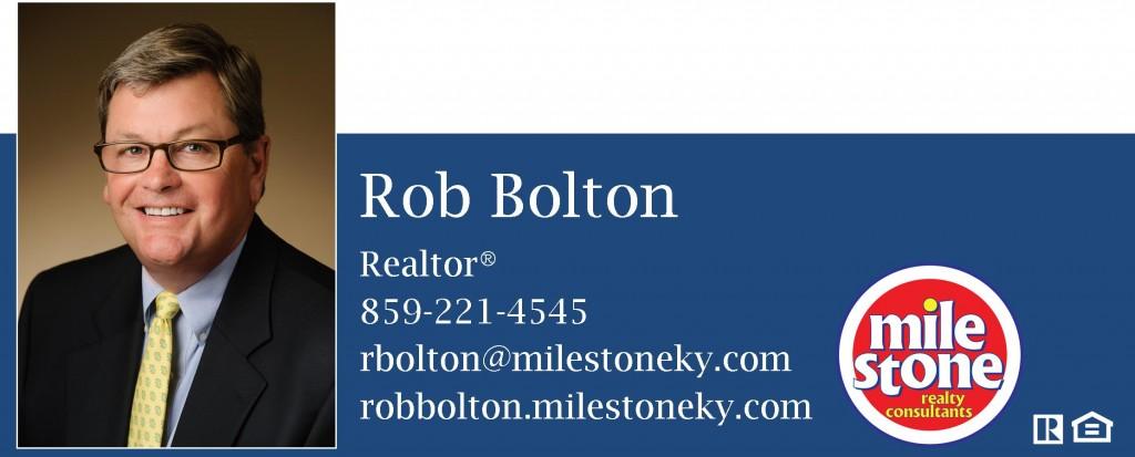 Rob Bolton