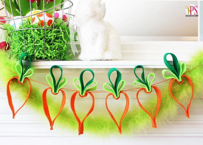 5 DIY Easter crafts