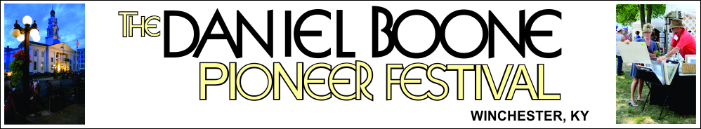 Daniel Boone Pioneer Festival