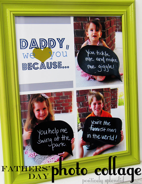 5 Homemade Father's Day gifts