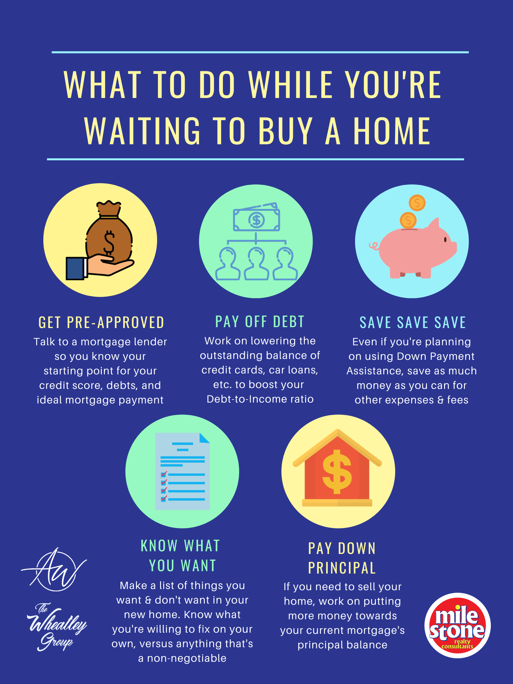 What To Do While You're Waiting To Buy A Home