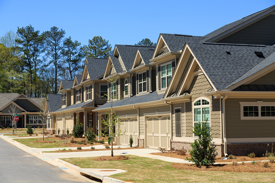 Search Triangle Area New Construction Townhomes For Sale
