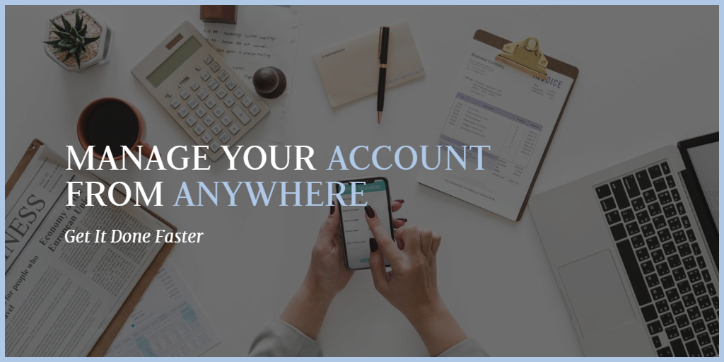 Manage Your Property Account
