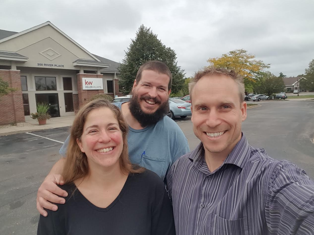 Josh Lavik helps sell condo in sun prairie wi