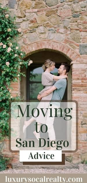 Moving to San Diego Advice