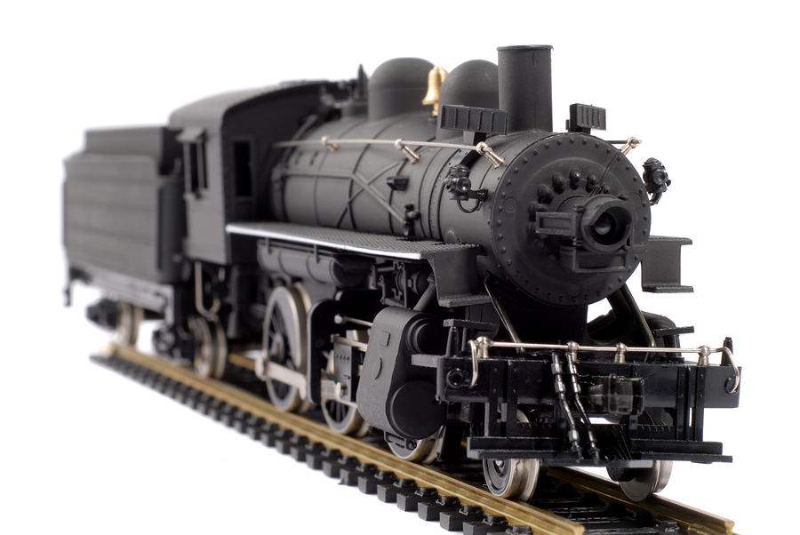 See Model Trains at the Bon Air Library Model Train Show June 17