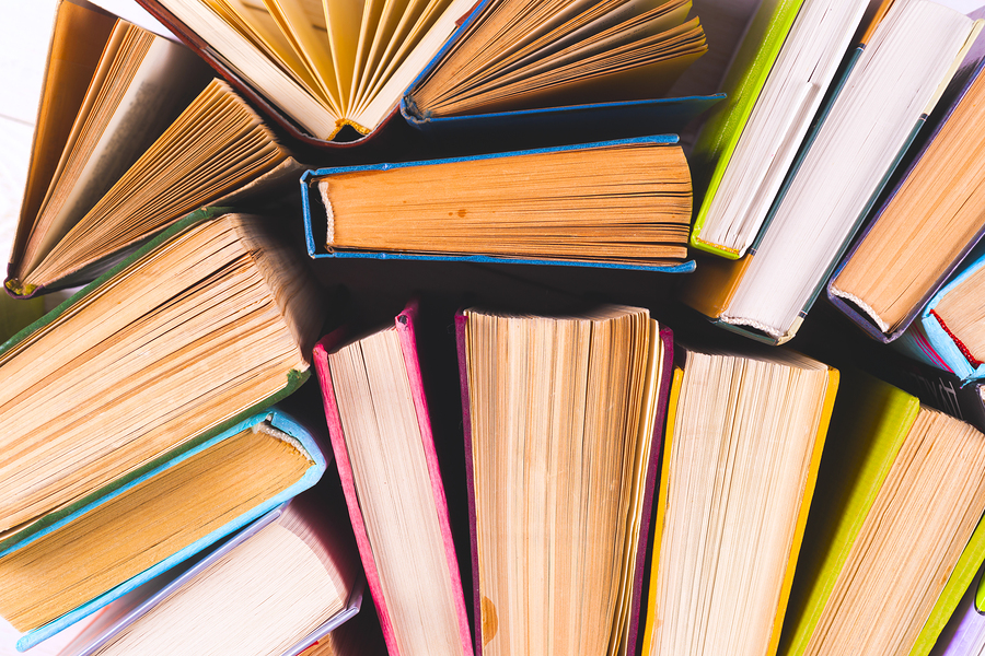 Get Reading Material at the Book Works Community Book Sale February 16