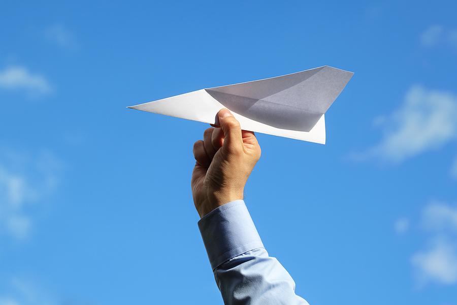 Cherokee Park Paper Airplanes