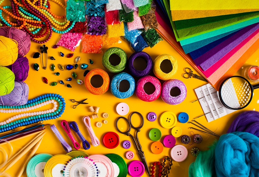 Shop at the Craft and Vendor Fair March 28