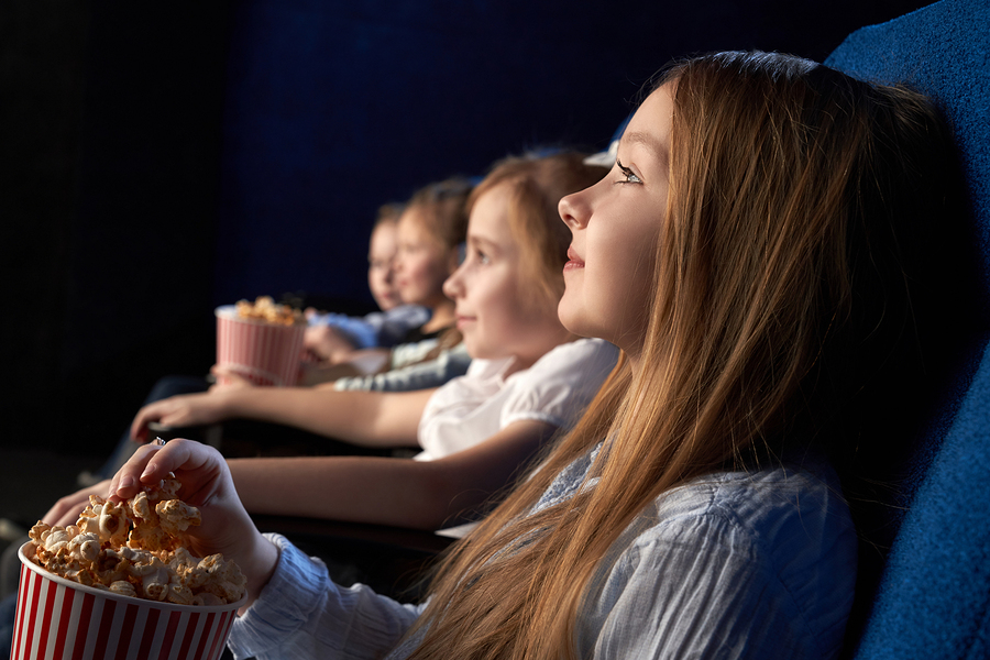 Watch a Movie Under the Stars at the Iroquois Amphitheater August 16