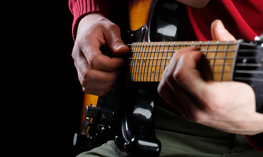 Jazz and Blues Music at the Douglass Community Center
