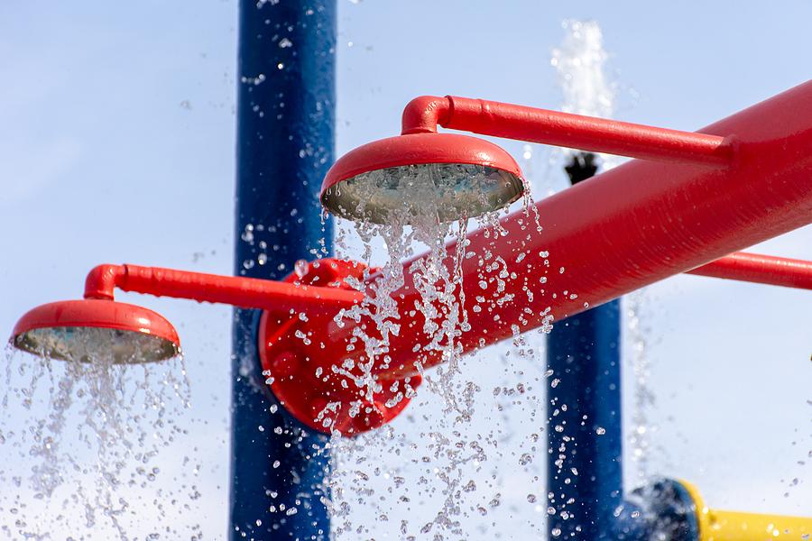 Marshall Playground and Sprayground
