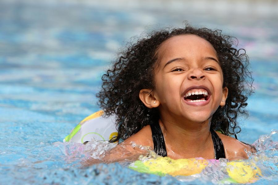 Swim at the YMCA