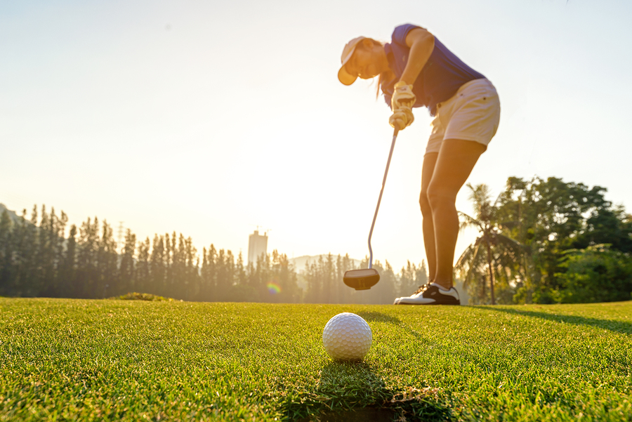 Scramble Over to See Some Golf to Benefit Dreams with Wings October 7